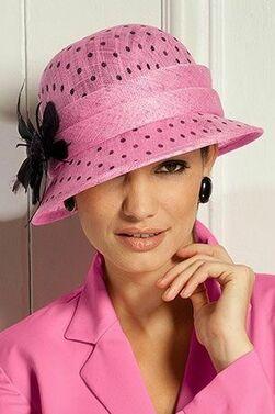 Шляпа клош с чем носить фото