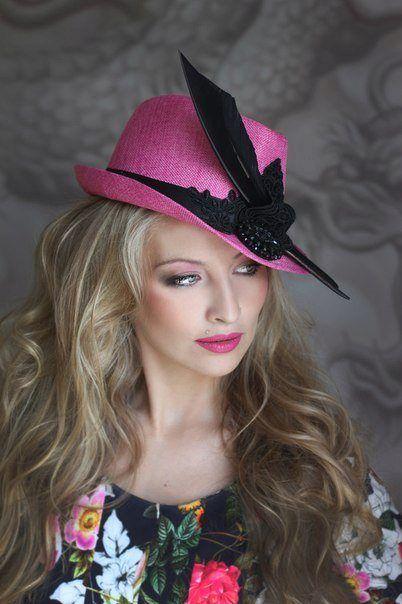 Шляпа трилби сочетание стилей фото