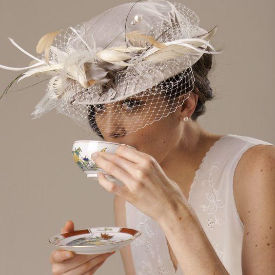 Женские шляпы и этикет фото