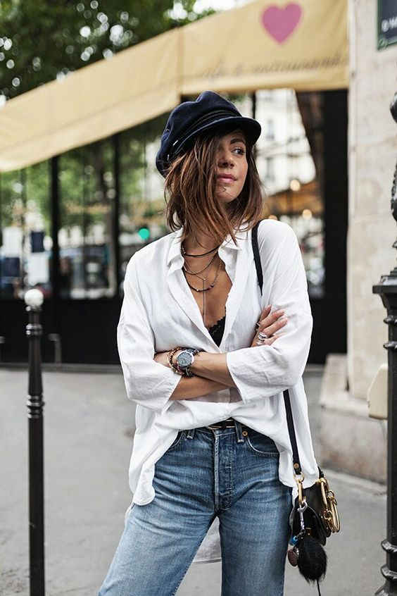 Шляпки и характер женщины фото