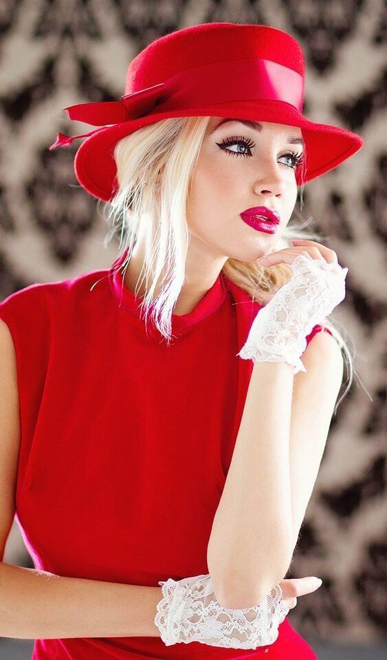Шляпки женские и характер хозяйки фото