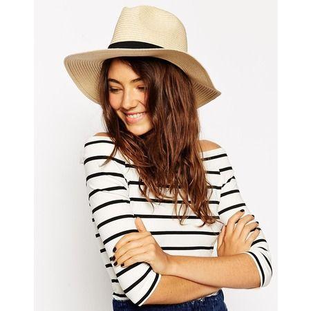 Женские соломенные шляпы. Создай свой образ фото