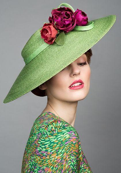 Летние шляпы с цветами фото