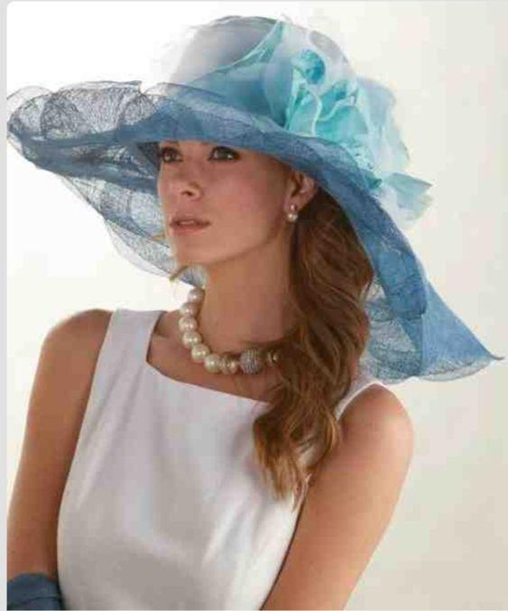 Женские шляпы украшенные цветами фото