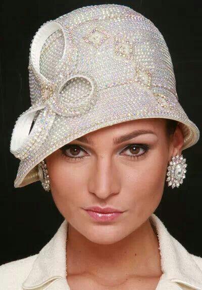 Шикарные женские шляпы фото