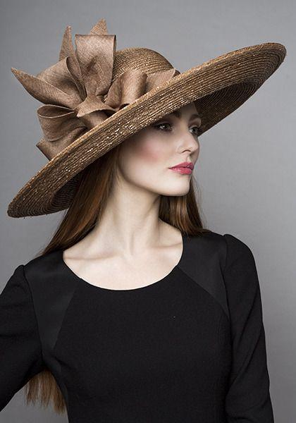 Роскошные женские шляпы фото