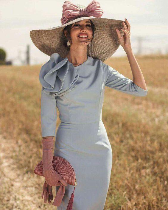 Женские летние шляпы стиль лакшери фото