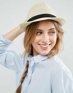 Как носить шляпу трилби фото
