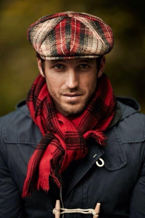 Разновидности зимних мужских кепок фото