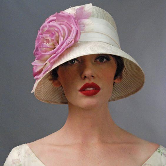 Женские шляпы для вечеринок фото