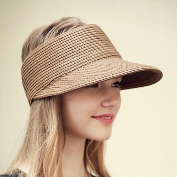 Как носить летнюю шляпу не навредив здоровью фото