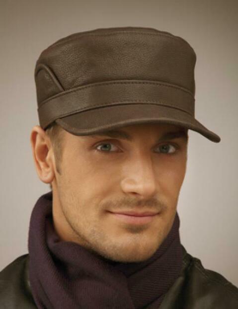 Виды мужских кепок фото