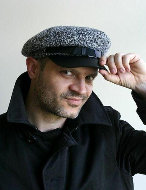 Модели мужских кепок фото