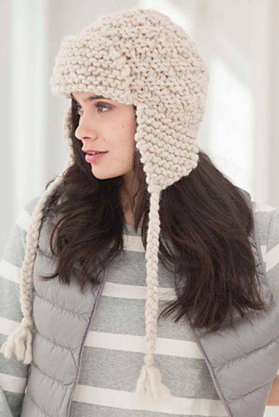 Женские вязаные шапки виды фото