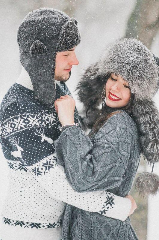 Виды зимних мужских шапок фото