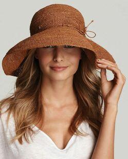 Вязаные летние шляпы фото