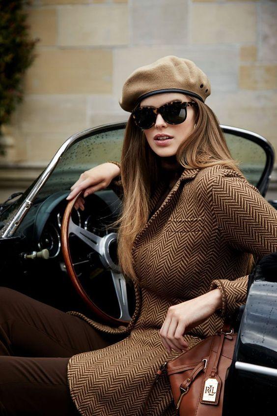 Женские шапки весенний тренд фото