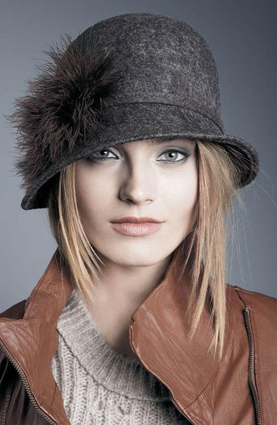 Весенние шапки для женщин фото