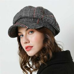 Как выбрать зимнюю женскую кепку фото