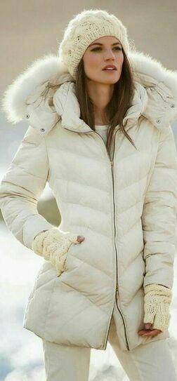 Как выбирать зимние головные уборы для женщин фото