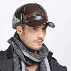 Как выбрать зимнюю кепку мужчине фото