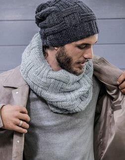 Мужские головные уборы для зимы фото